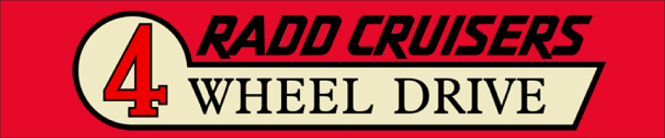 Radd Cruisers - Online Toyota Land Cruiser Parts Store –  Vancouver Island, BC